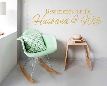Best friends for life Decal
